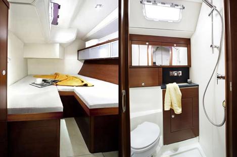 Sailing Yachts 50-60 FEET » Hanse 540